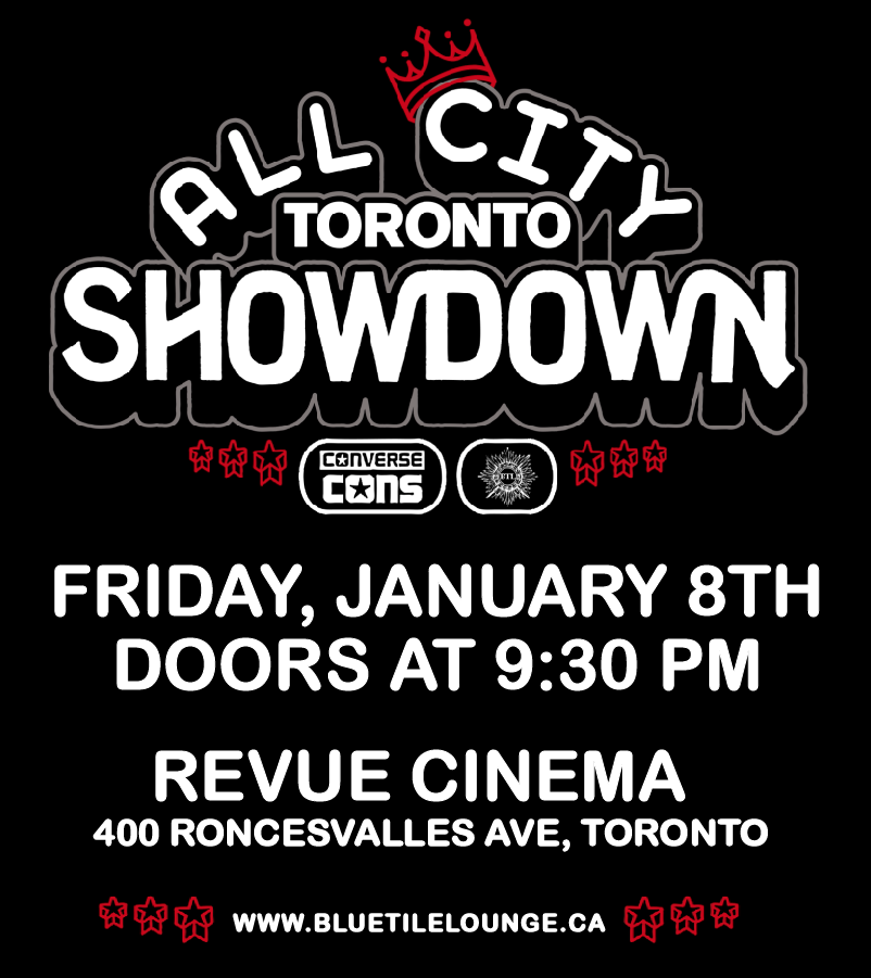 all city showdown x toronto