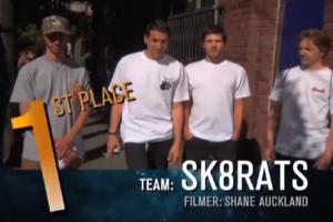 Sk8Rats x 2011